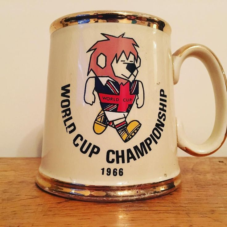 World Cup Championship 1966. Also know as World Cup Willy #worldcup #football #soccer #worldcup1966 #worldcupchamps #wordcupengland #worldcupfever #worldcupfinals