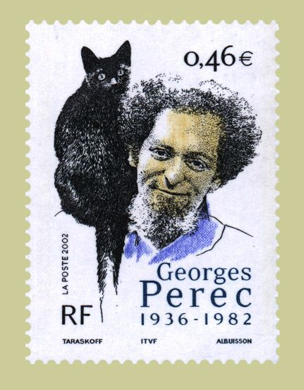 Georges Perec (1936 – 1982) was a French novelist, filmmaker, documentalist and essayist.