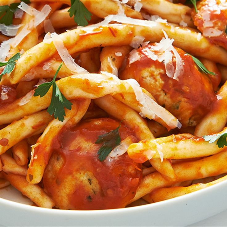 Try this Herbed Chicken Balls In Napoletana Sauce recipe.