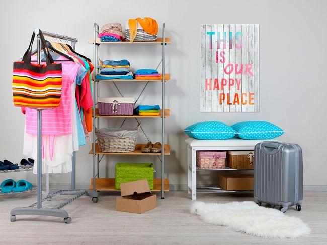 Sobreimpresión en vidrio acrílico This is our Happy Place [Glass]