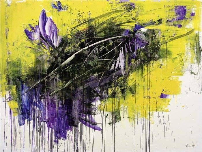 Antonio Pedretti (Italian, b.1950), Grande fiore, 2000