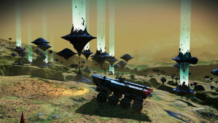 Latest No Man's Sky patch squashes save bugs and adds varied ship handling - PC Gamer #757Live