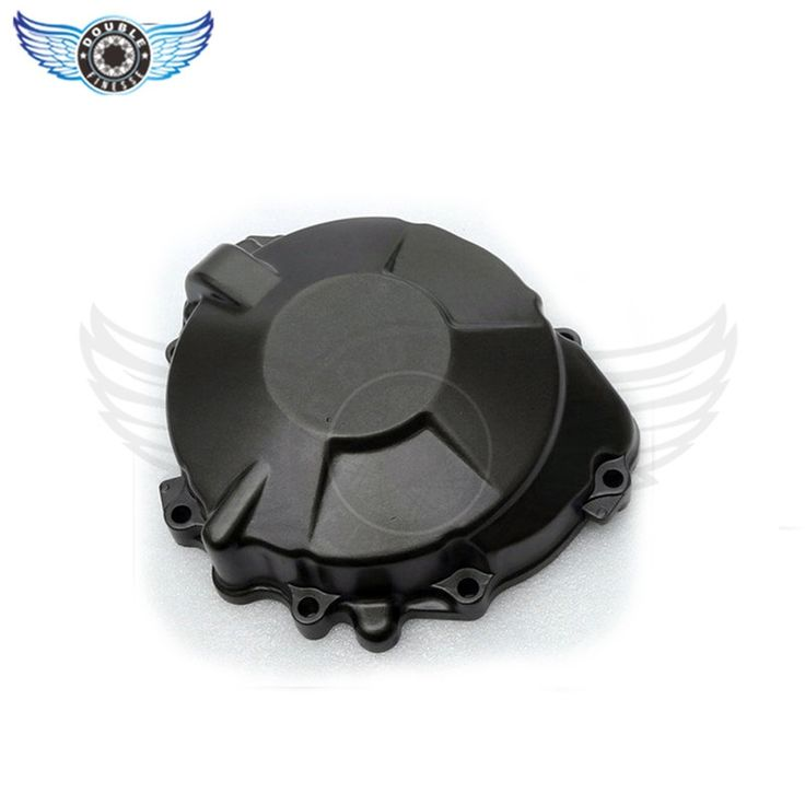 59.21$  Buy here - http://alifjd.worldwells.pw/go.php?t=32415404007 - new hot sale motorcycle aluminum engine stator crank case cover black color engine stator cover for honda CBR600 RR 2003-2006 59.21$