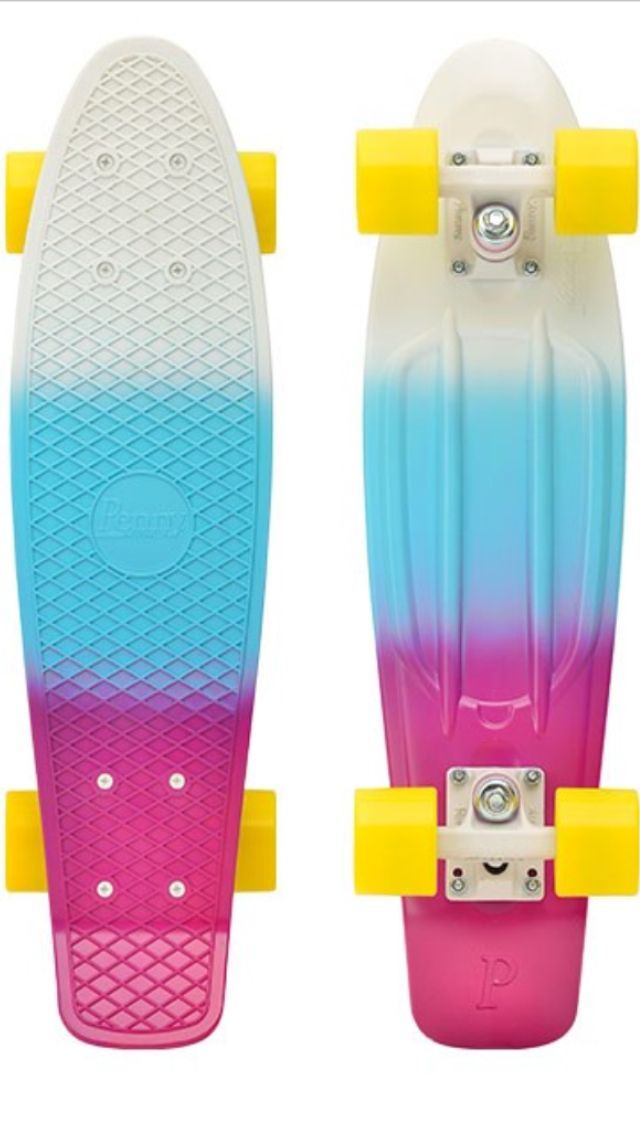 to work out how to do the faded penny board design with spray paints. Black Bedroom Furniture Sets. Home Design Ideas