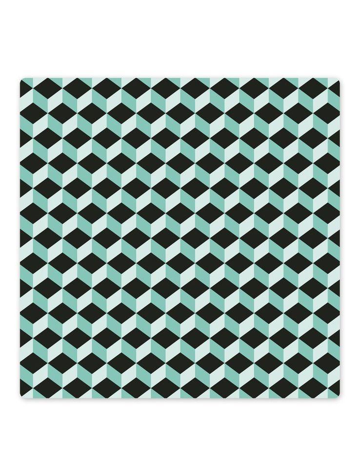 Green kube, bordskåner