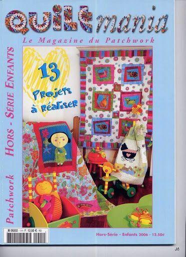 Quiltmania Le Magazine du Patchwork - Joelma Patch - Álbumes web de Picasa