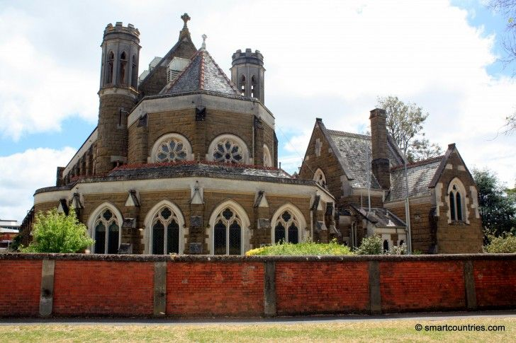 Loreto College, Ballarat, Australia.