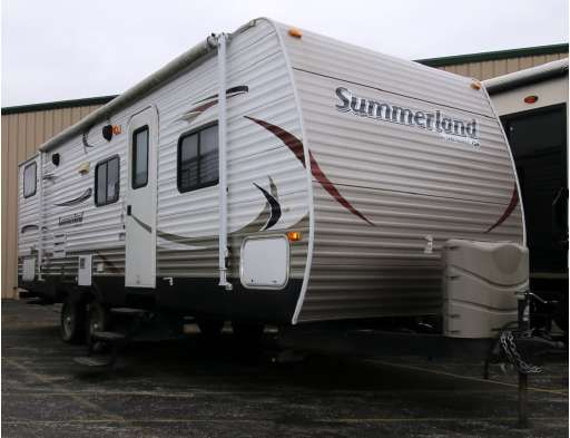Check out this 2013 Keystone SUMMERLAND 2670BHS listing in Wauconda, IL 60084 on RVtrader.com. It is a Travel Trailer and is for sale at $7999.