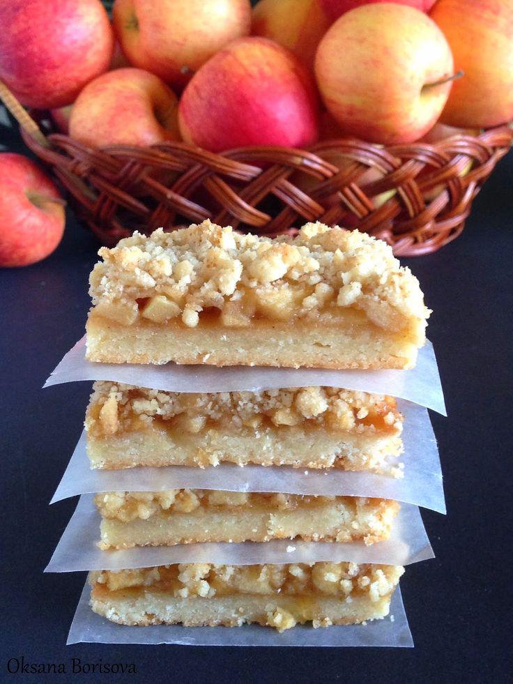 Кулинарные моменты: Яблочный пирог