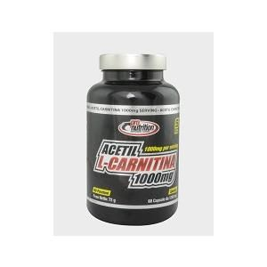 PRONUTRITION Acetil L-Carnitina 1000mg a soli 20,25€
