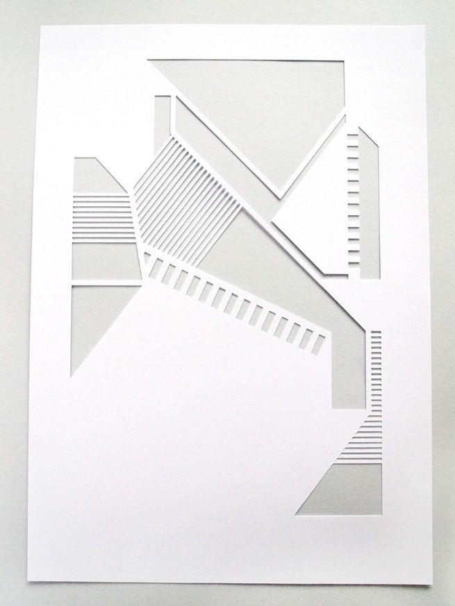 paper inspiration - sarah louise matthews