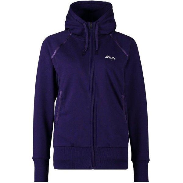 asics tops hoodie