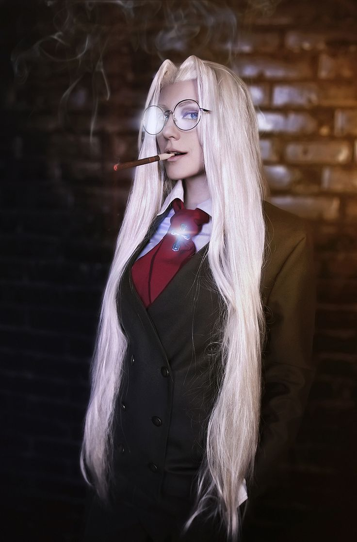 Mikey(MaZephyr) Integra Hellsing Cosplay Photo - Cure WorldCosplay