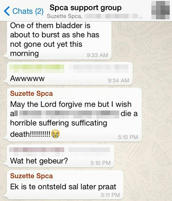 Suzette Kotze Racist