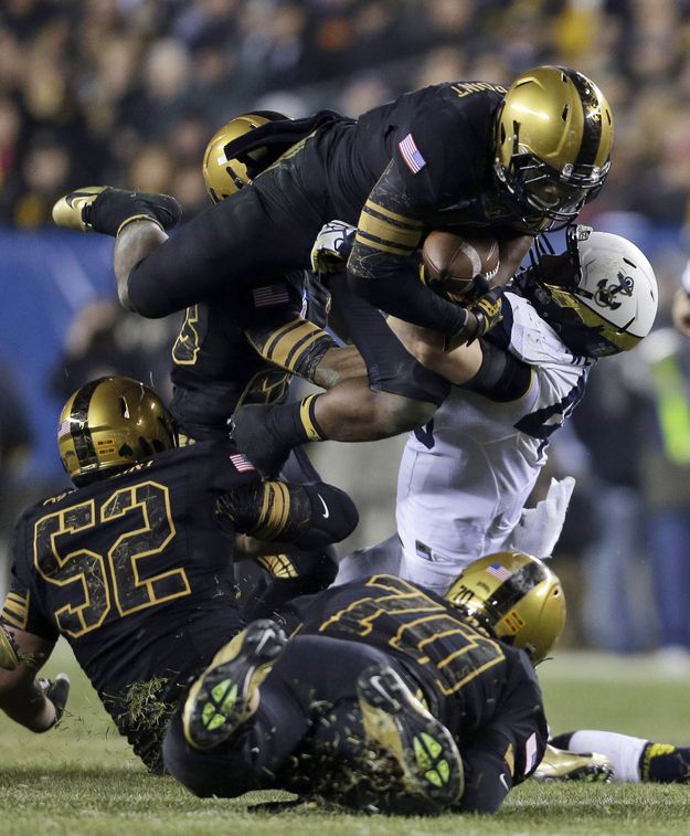 11 Reasons Why Army Vs. Navy Is America's Favorite Rivalry