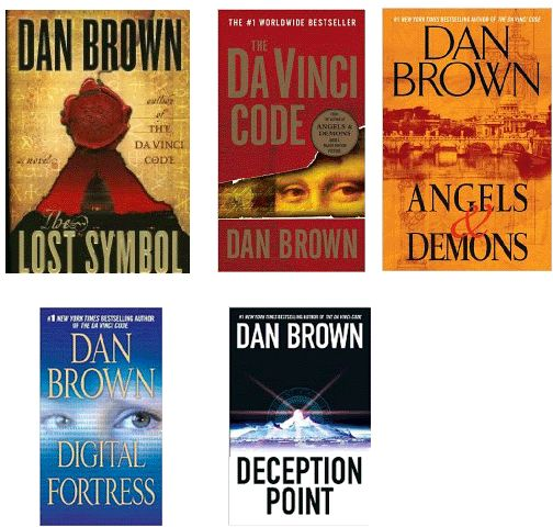 free dan brown ebooks