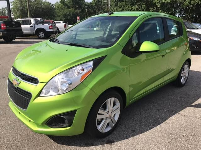 2014 #Chevrolet #Spark LS CVT 4dr #Hatchback #Cars - #Tallahassee, FL at #Geebo