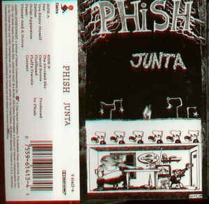 7 mejores imgenes de jam band cassette tapes for sale en pinterest phish junta buy cass album re at discogs solutioingenieria Image collections