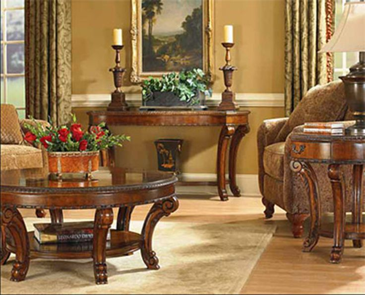 Wonderful Old World Style Living Room Part 19