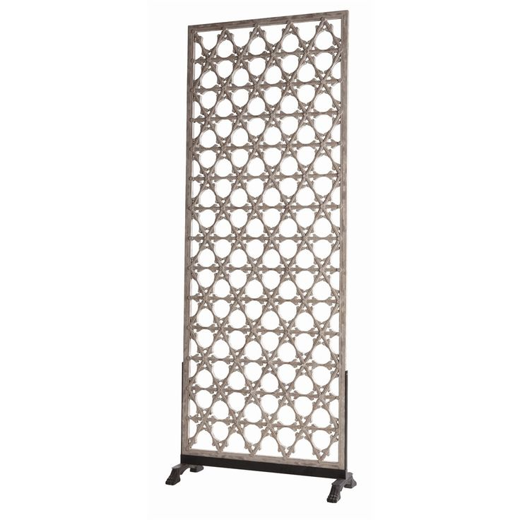Single Panel Wall Screen By Arteriors I Would Use This To