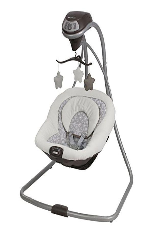Abbington Graco Simple Sway Baby Swing