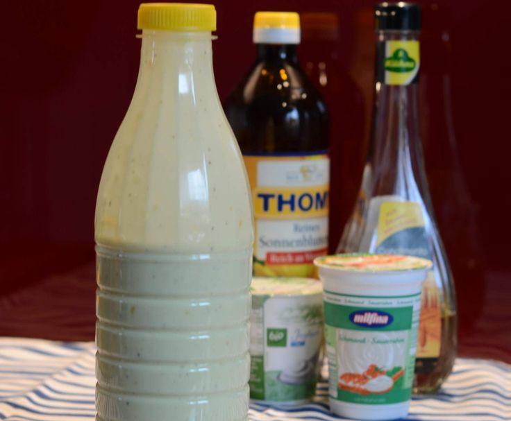 Salatsauce  by loenly on www.rezeptwelt.de