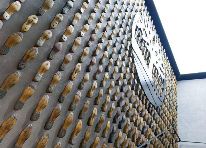 Timberland flagship store by Dalziel+Pow, London   UK store design fashion