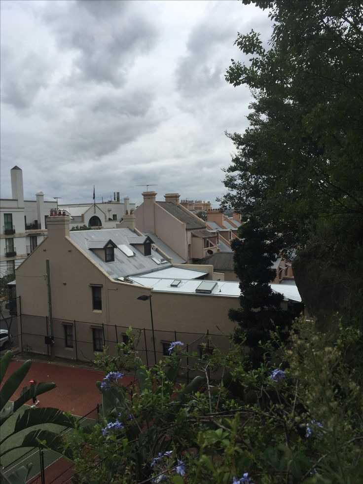 Rooftops of Millers Point