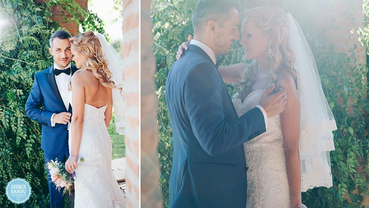 Sedinta foto nunta parc Mogosoaia - Fotograf George Sandu