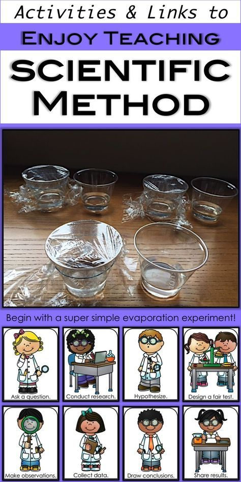 Do you want to have some fun teaching scientific method? Visit http://Enjoy-Teaching.com for ideas, activities, links, and freebies. Your third grade, fourth grade, and fifth grade students will love the simple experiments, videos, and cute posters!