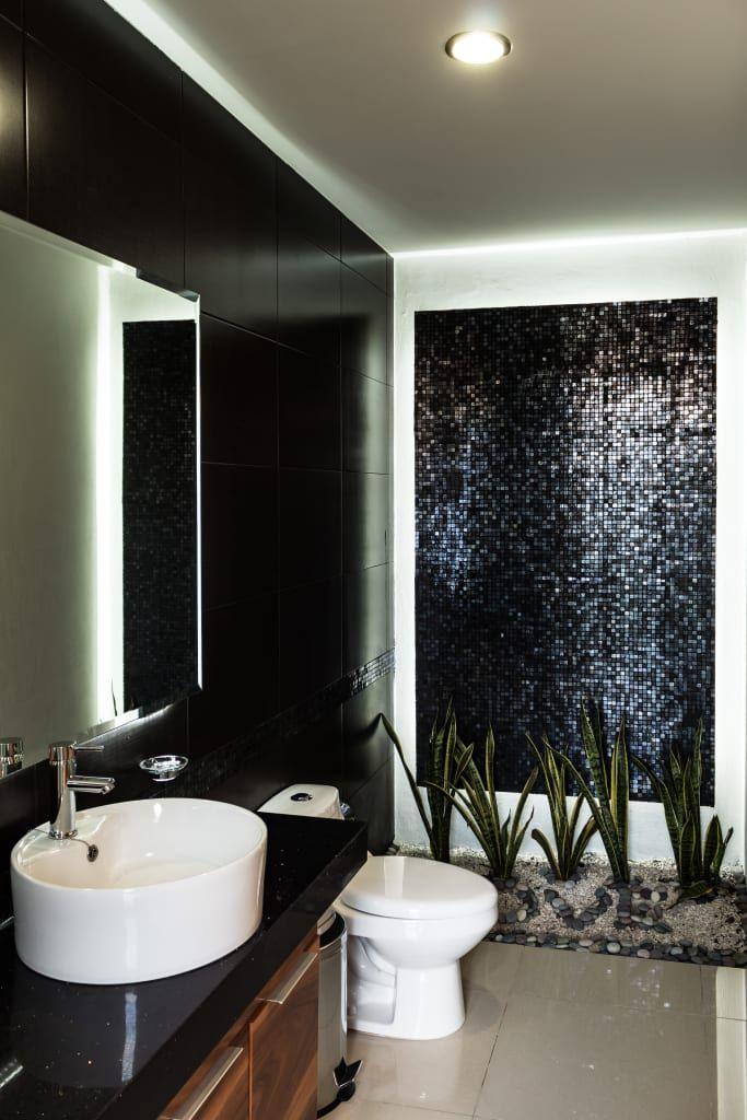 Busca imágenes de diseños de Baños estilo : SICOMOROS UNO CERO SIETE. Encuentra las mejores fotos para inspirarte y y crear el hogar de tus sueños.