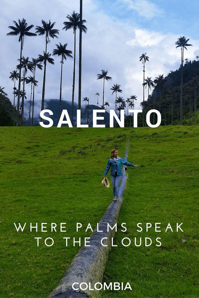 Salento, Colombia, Cocora Valley