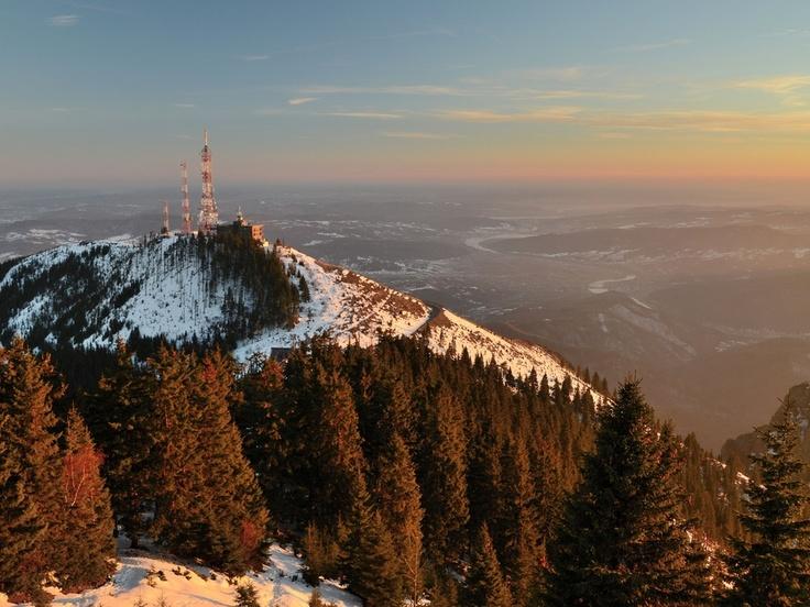 Cozia Mountain