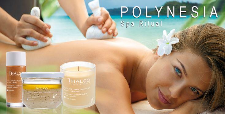 Polynesia Ritual  Treatment time: 1 hour, 30 minutes  Welcome to the world of the Polynesia Ritual, the brand new exotic sensorial spa r...
