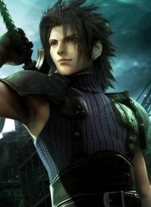 Zack from Final Fantasy VII: Crisis Core