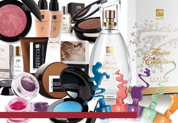 FM GROUP is a very fast growing company within this market. It has been created by young people, which is why we are able to respond to needs and wishes of our customers and distributors quickly. We offer you large range of fragrances of all types: fresh, flowery, oriental, woody, fruity and many more, plus our range of mineral based makeup