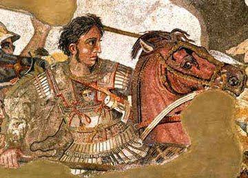 """""""Λινοθώρακας"""" η πανοπλία του Μεγάλου Αλεξάνδρου. - Η ΔΙΑΔΡΟΜΗ ®"""