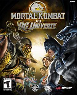 Mortal Kombat vs. DC Universe (2008 Midway Games)