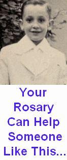 Catholic Rosary Prayers of the Roman Catholic Rosary....you can become a Saint! Just like him....ora pro nobis St. John Paul