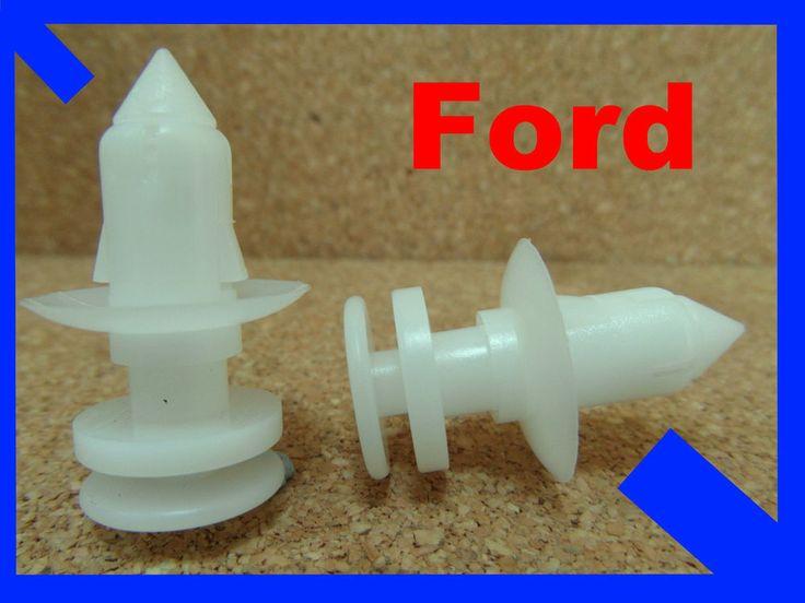 10 Ford Door Trim Door Panel retainer 44E in Vehicle Parts & Accessories, Car Parts, Other Car Parts | eBay