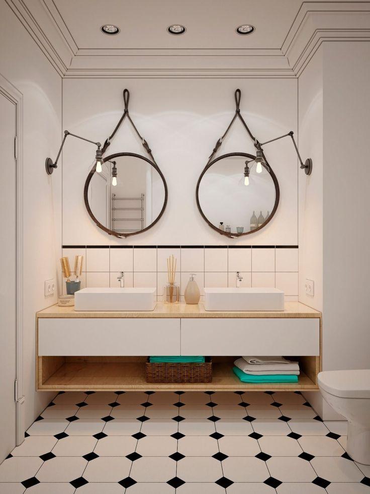 127 best Salle de bain images on Pinterest Bathroom, Bathrooms and