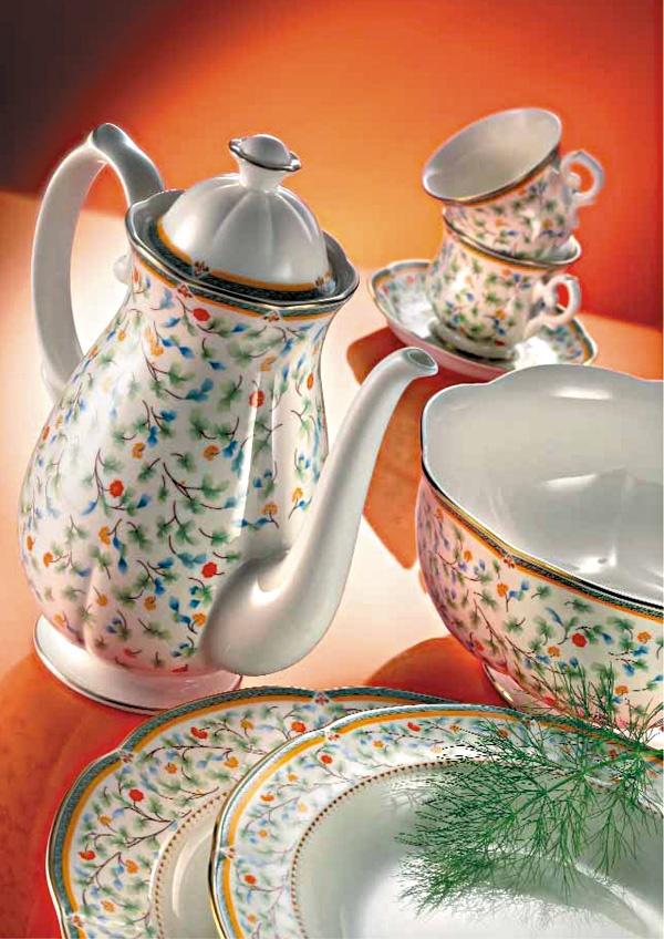 ZEPTER Masterpiece Collection Porcelain - Flora