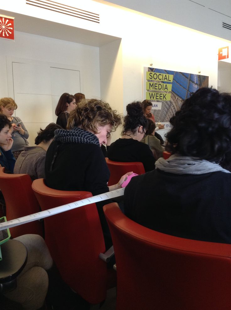 La Twitteratura spiegata alla Social media Week Milan 2014