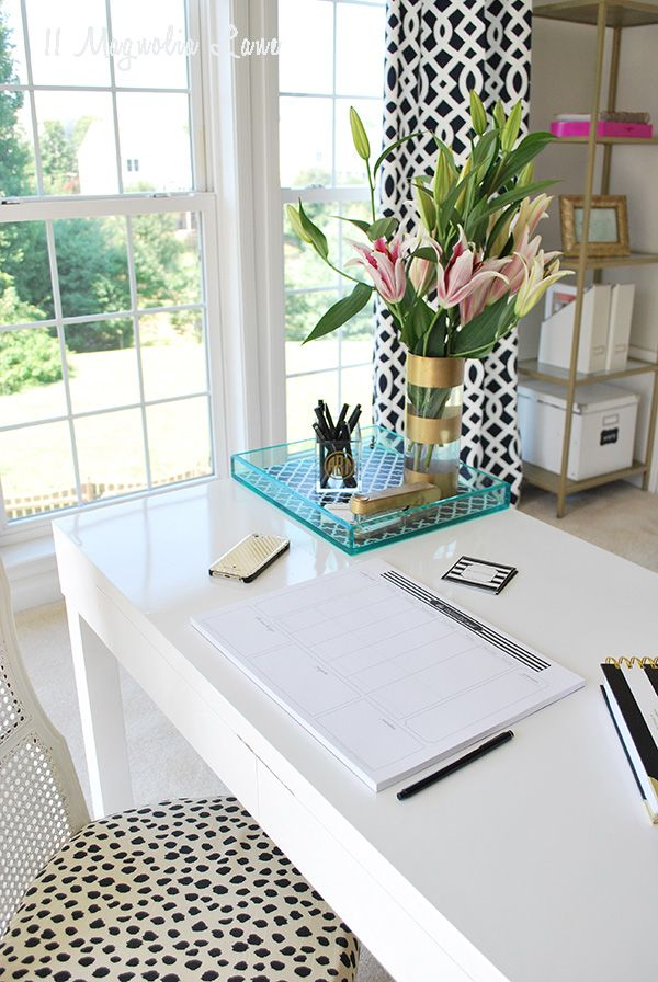 Thoughtful time management and setting priorities | 11 Magnolia Lane