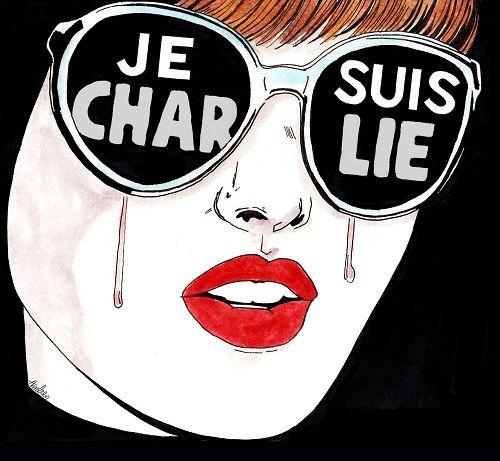 Paulette magazine - L'ATELIER PAULETTE EST CHARLIE