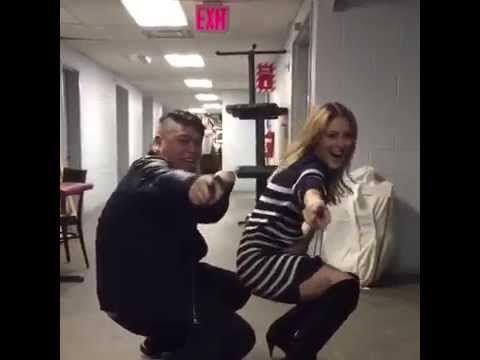 Sasha Alexander - Dance Video 2015
