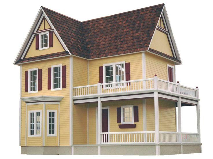 Dream farmhouse kit homes 19 photo building plans online for Farmhouse building kits