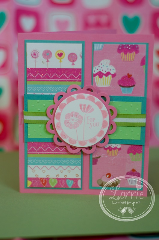Little Girl Birthday Cards Party Ideas For Starla Pinterest