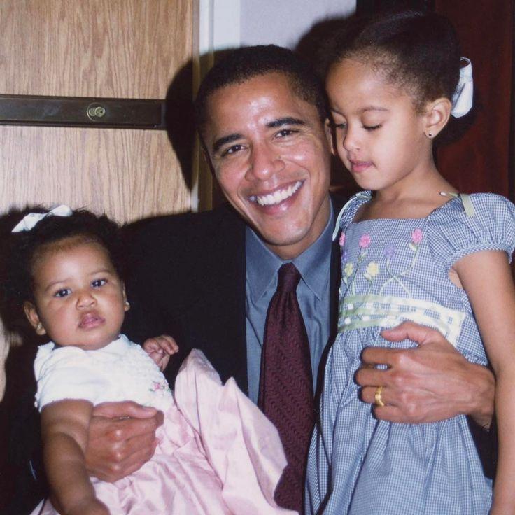 Michelle Obama Wishes Barack Obama Happy Father's Day 2017 | POPSUGAR Celebrity