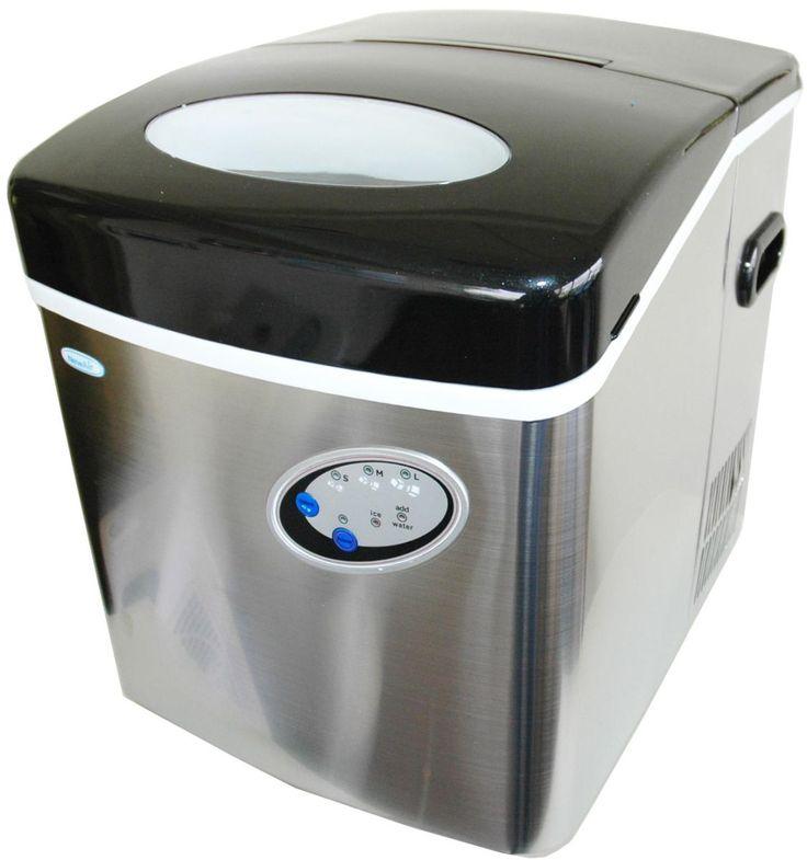 NewAir AI-200SS Portable Ice Maker